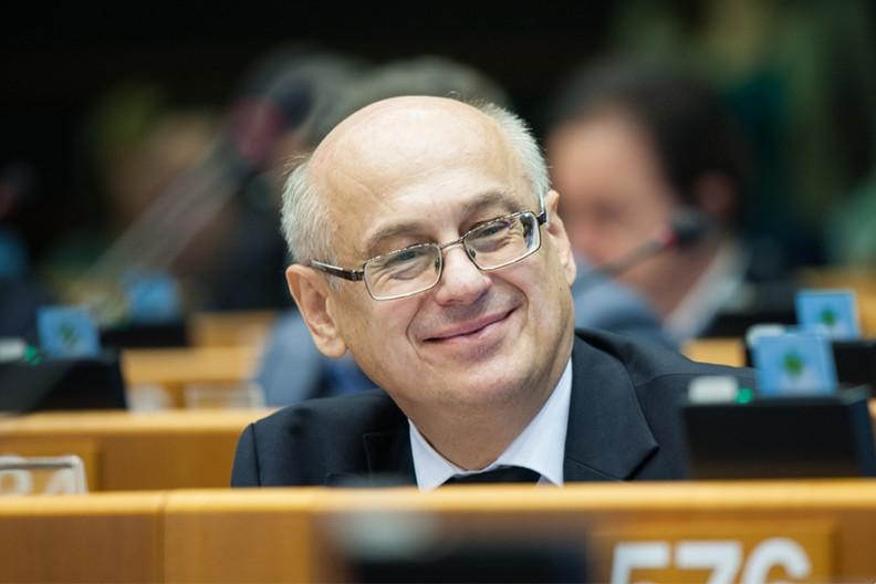 Prof. Zdzisław Krasnodębski  Fot. European Parliament@Flickr