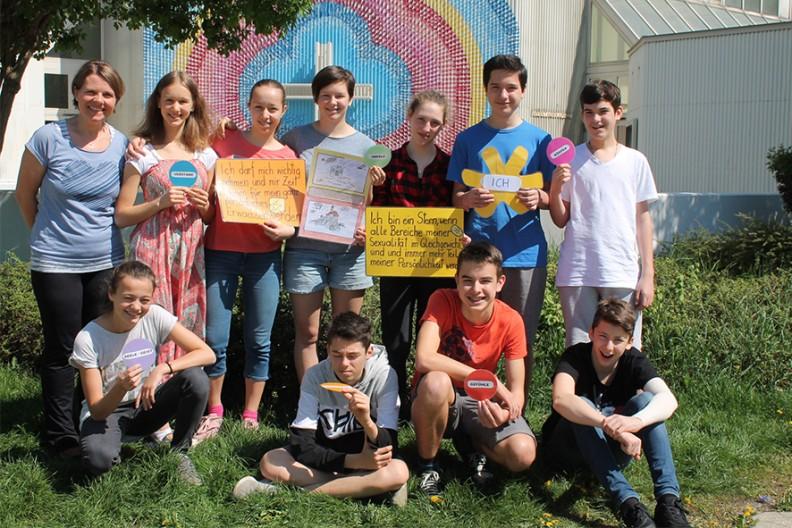 Kurs TeenSTAR w parafii św. Marka w Wiedniu.  Fot. teenstar.at