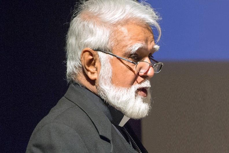 Kard. Joseph Coutts z Pakistanu  Fot. Michał Klag