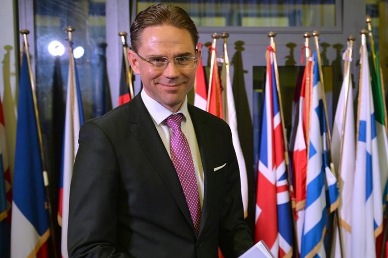 Jyrki Katainen  Fot. neweurope.eu