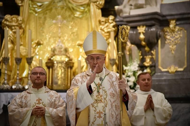 Abp Stanisław Gądecki  Fot. KEP