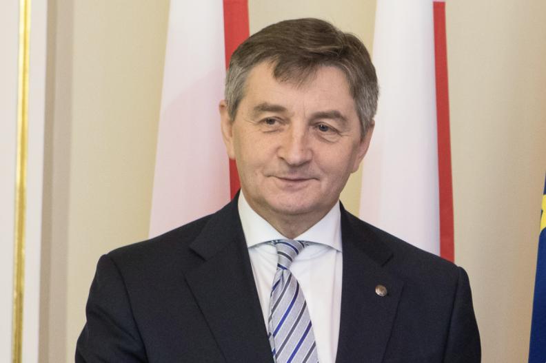 Marek Kuchciński w latach 2015-2019 pełnił funkcję marszałka Sejmu. Fot.: Saeima/CC-BY-SA-2.0
