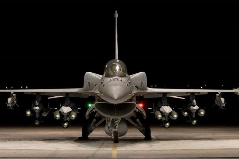F-16V fighter  Fot. Wikimedia
