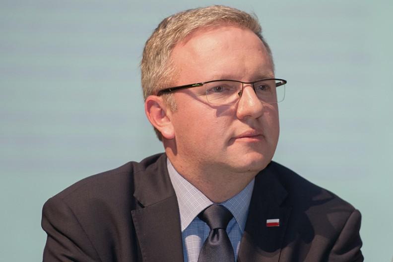 Minister Krzysztof Szczerski Fot. Archiwum Białego Kruka
