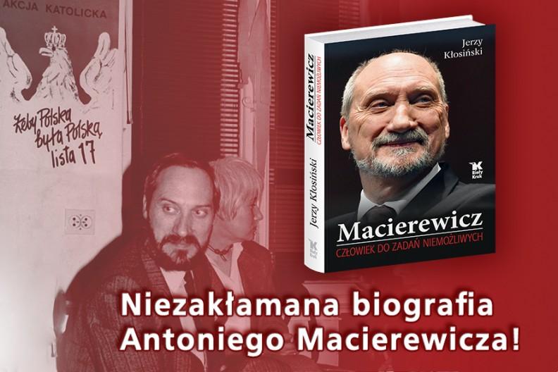 Premiera książki Jerzego Kłosińskiego pt.