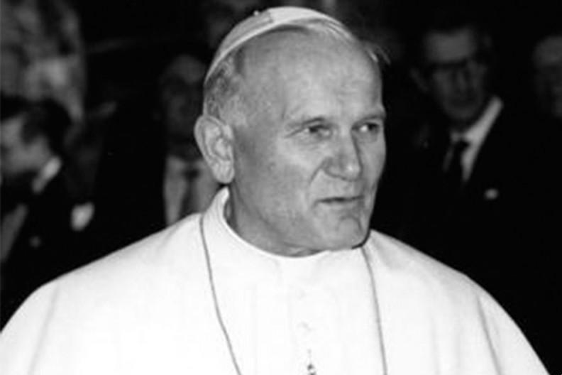 Ojciec Święty Jan Paweł II Fot. Wikimedia