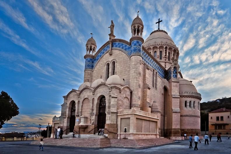 katedra Notre Dame w Algierii