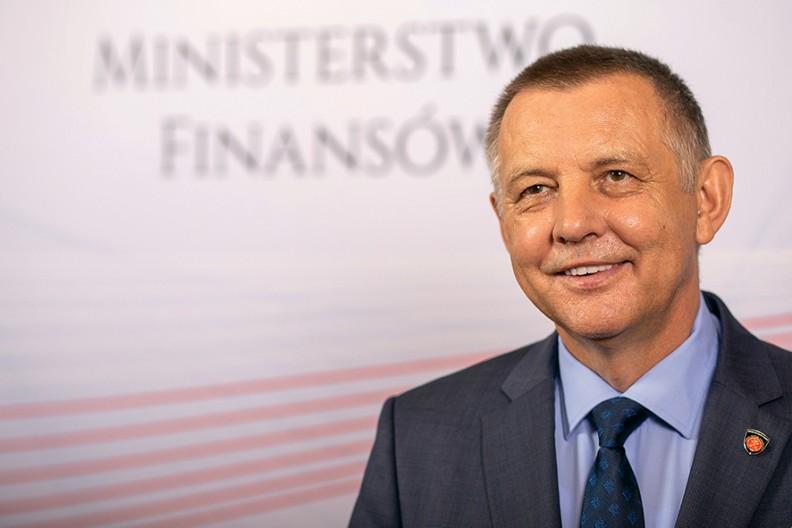 Prezes NIK Marian Banaś. Fot.: Miesięcznik Wpis