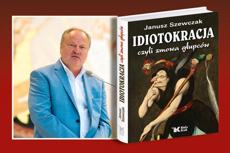Książka Janusza Szewczaka pt.