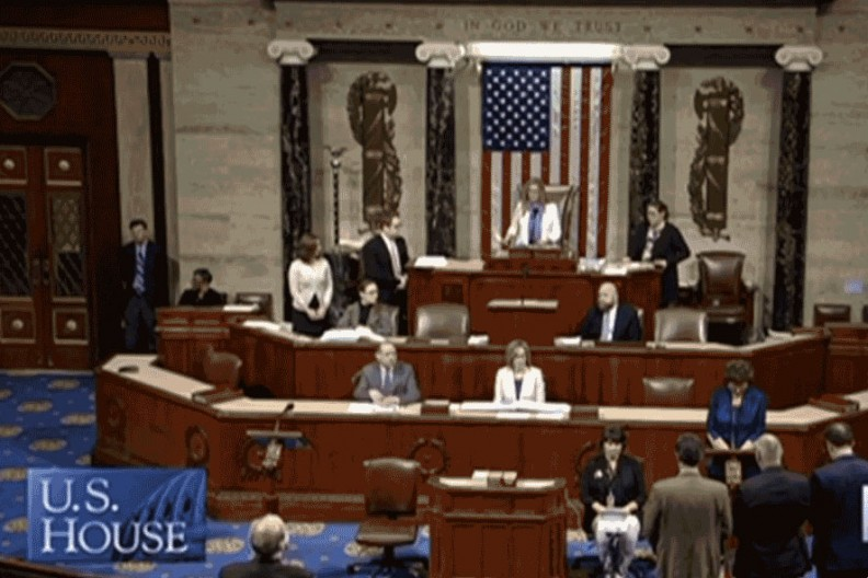 Minuta ciszy w amerykańskim Kongresie dla 2411 abortowanych dzieci