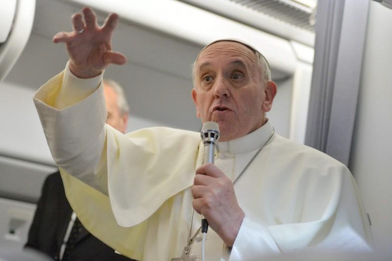 W piątek o godz. 18 odbędzie się modlitwa z papieżem Franciszkiem.