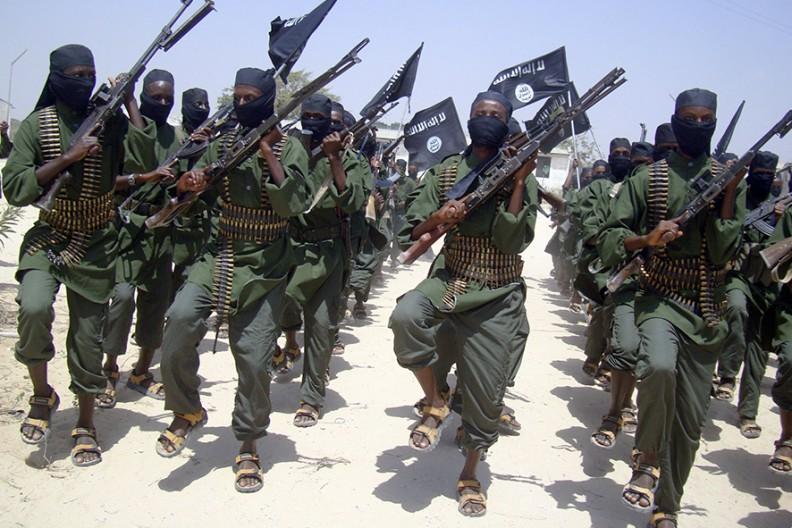 Afrykańscy terroryści  Fot. Wikimedia