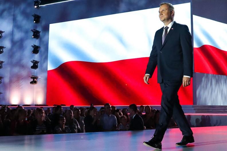 Prezydent RP Andrzej Duda   Fot. Igor Smirnow / KPRP