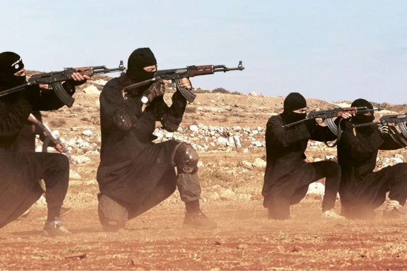 Islamski terroryzm wyrządził już wiele zła na świecie. fot. z książki