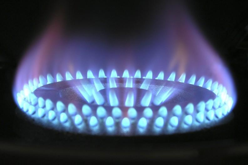 Gaz stał się obecnie narzędziem w rękach polityków. fot. Pixabay