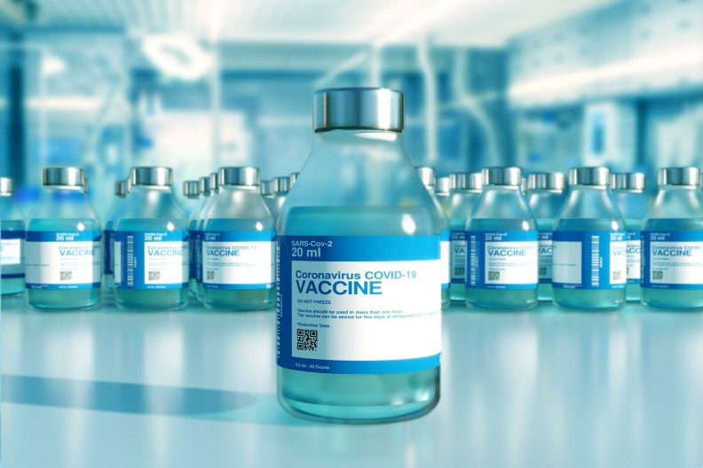 Kontrowersje wokół szczepionek mRNA na COVID-19 nie milkną. fot. Pixabay