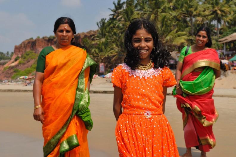 W Indiach już młodym dziewczętom wpaja się, że muszą robić wszystko by wydać na świat syna, tylko w taki sposób zadowolą rodzinę i męża.  Fot.: M M / Wikimedia Commons
